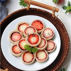 草莓吐司卷