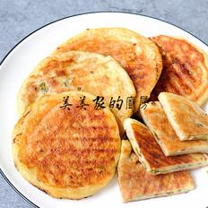 土豆辣椒饼