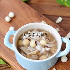 百合四神汤