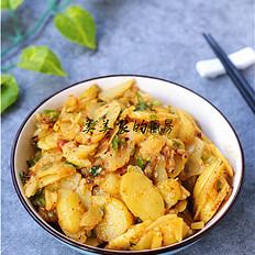 回锅土豆片
