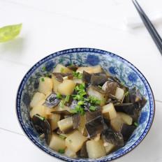 土豆烧海苔