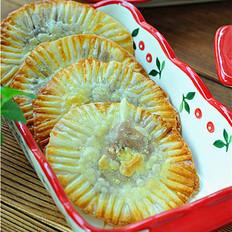 饺子皮红豆飞饼