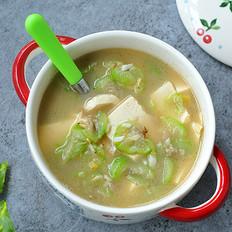 虾米丝瓜汤的做法大全