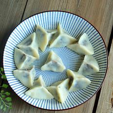 山药红豆饺
