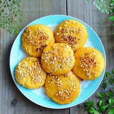 红豆玉米花生饼