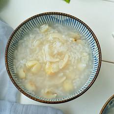 糯米莲子百合粥