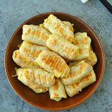 酥皮糯米卷