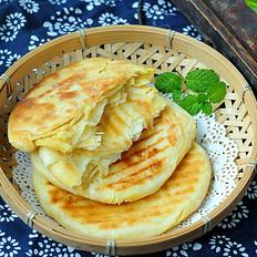 玉米油酥千层饼