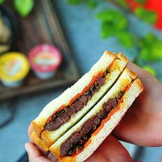 辣酱三明治