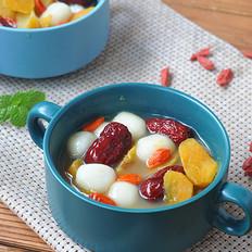 红薯生姜丸子汤
