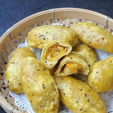 红薯藜麦卷