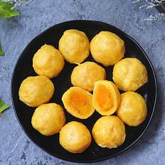 玉米红薯丸