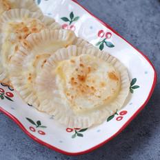 饺子皮灌饼