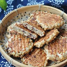 燕麦红枣饼