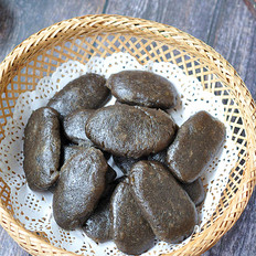 黑豆木薯糕