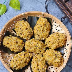 藜麦红薯团