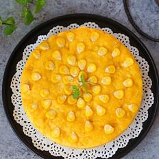 甜玉米蛋糕