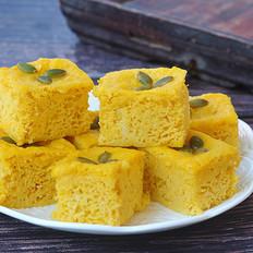 甜玉米蒸糕