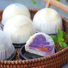 紫薯雪媚娘