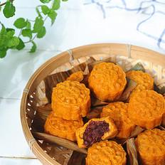 燕麦南瓜饼