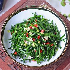 生腌韭菜花