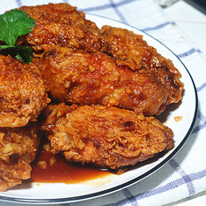 韩式蜂蜜炸鸡
