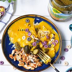低脂蔬菜浓汤的做法