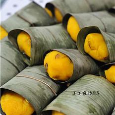 南瓜玉米粑粑的做法