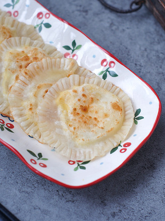 饺子皮灌饼的做法
