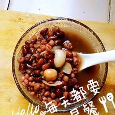 薏米红豆百合粥