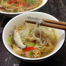 羊肉粉丝汤