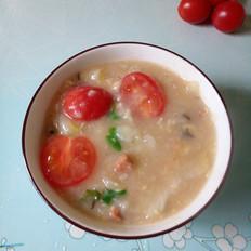 网红面疙瘩汤