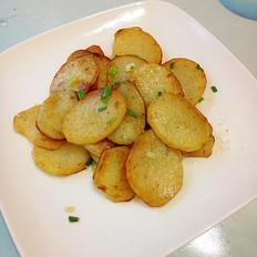 椒盐土豆片