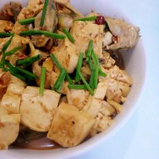 黄骨鱼烧豆腐