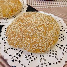 烤箱烤南瓜饼