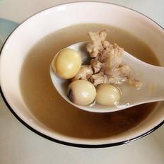 新鲜莲子煲鸡汤