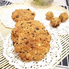 酸奶燕麦片饼干
