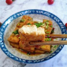 开胃煎豆腐