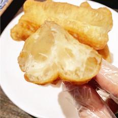 酵母版油条