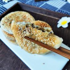 咸菜糯米饼