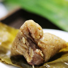 香菇五花肉粽
