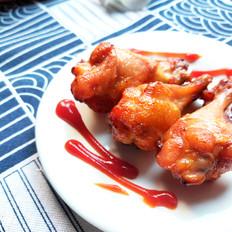 烤鸡翅根(空气炸锅)