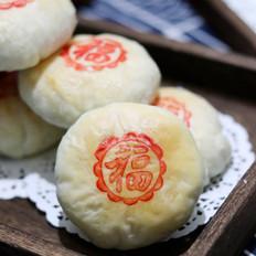 #最美不过中秋味#椒葱月饼