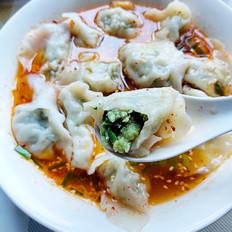 #最美不过中秋味#酸汤水饺