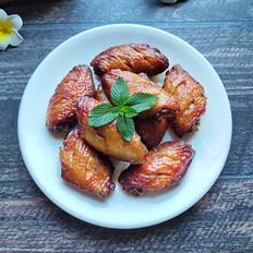 烤藤椒鸡翅(空气炸锅)