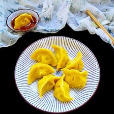 黄金韭菜饺