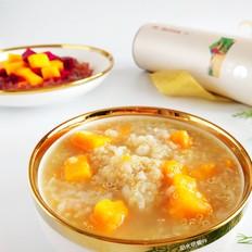 藜麦蜜薯粥