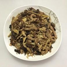 干煸木须菜