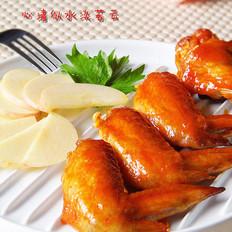 脆皮奥尔良烤翅的做法