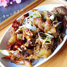 椒香锅包肉片